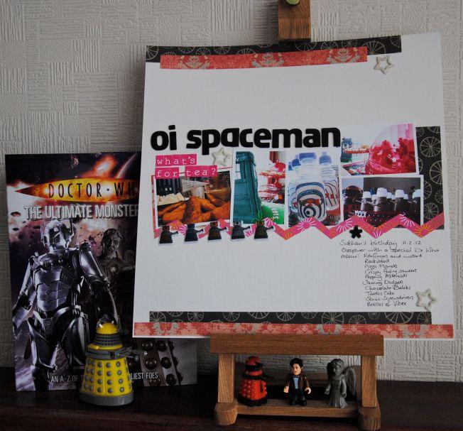 Oi Spaceman